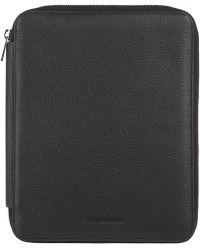 Emporio Armani - Smart Cover Case Tablet Ipad - Lyst