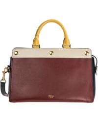 5572a7ff8e Mulberry - Leather Handbag Shopping Bag Purse Chester - Lyst