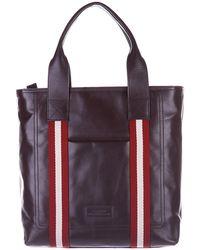 Bally - Bag Handbag Tracolla In Pelle Tacilo 261 - Lyst