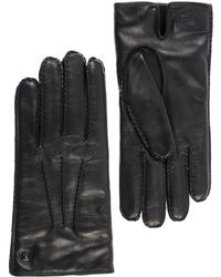 Valentino - Leather Gloves - Lyst