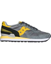Saucony - Shoes Suede Trainers Sneakers Shadow Original - Lyst