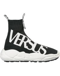 Versus - Shoes High Top Trainers Sneakers - Lyst