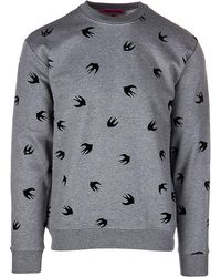 McQ - Sweatshirt Sweat Swallow - Lyst