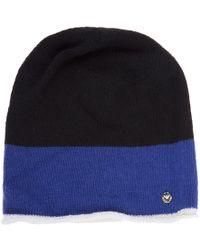 942367b914d Armani Jeans Hat Women in Black - Lyst