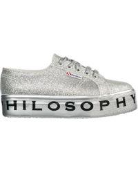 Philosophy Di Lorenzo Serafini - Shoes Trainers Trainers Superga - Lyst