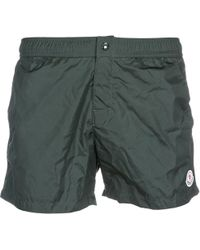 Moncler - Shorts Swimsuit Bathing Trunks Swimming Suit - Lyst