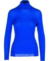 Versace - Dolcevita Collo Alto Jumper Sweater - Lyst