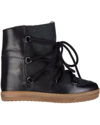 Isabel Marant - Étoile Nowles Ankle Boots - Lyst