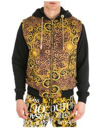 ead1c1c50 Men's Nylon Waistcoat Body Warmer Jacket Padded Leo Baroque