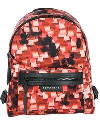 Longchamp - Rucksack Backpack Travel - Lyst