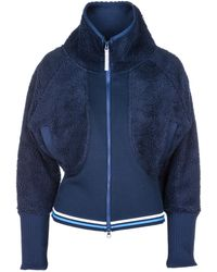 adidas By Stella McCartney - Outerwear Jacket Blouson Training - Lyst