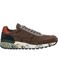 Premiata - Shoes Suede Trainers Sneakers Mick - Lyst