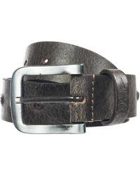 Armani Jeans Men's Genuine Leather Belt