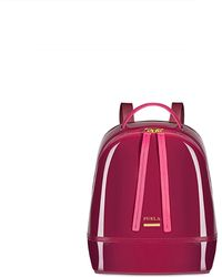 Furla - Backpack Lampone A - Lyst