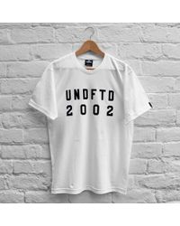 Undefeated - Alpha T-shirt - Lyst