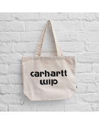 Carhartt - Wip Bronc Tote Bag - Lyst