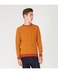 c26187809c87 Lyst - Pull en laine à motif dinosaure Prada pour homme en coloris ...