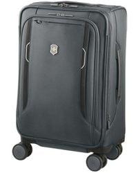 Victorinox - Valise souple cabine Werks Traveler 6.0 Softside 4R 55 cm - Lyst