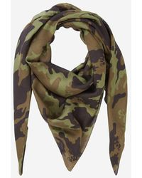 The Kooples - Carré Camouflage - Lyst