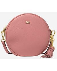 MICHAEL Michael Kors - Sac besace rond MD Canteen - Lyst