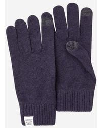 Norse Projects - Gants tactiles en laine - Lyst