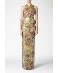 Galvan London - Miraflores Dress - Lyst