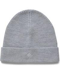 GANT - Merino Rib Knit Hat - Lyst