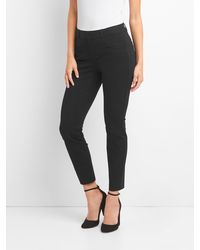Gap - Curvy Skinny Ankle Trousers - Lyst