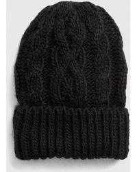 Gap - Chunky Knit Beanie - Lyst