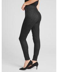 Gap - High Rise Side-zip True Skinny Ankle Jeans In Sculpt - Lyst