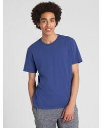 Gap - Outlast® Short Sleeve Crewneck T-shirt - Lyst