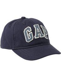 GAP Factory - Logo Baseball Hat - Lyst