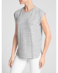 GAP Factory - Softspun Short Sleeve T-shirt - Lyst