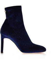 Giuseppe Zanotti - Celeste Glitter Boots - Lyst