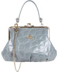 Vivienne Westwood | Yasmine Evening Bag 52020003 Light Blue | Lyst