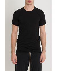 Rick Owens - T-Shirt Babel - Lyst