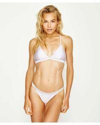 TWIIN - Bella Triangle Bikini - Lyst