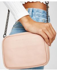 Status Anxiety - Cult Bag Dusty Pink - Lyst