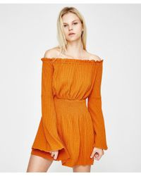Somedays Lovin - Sky For Love Dress Rust - Lyst
