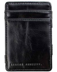 Status Anxiety - Flip Wallet Black - Lyst