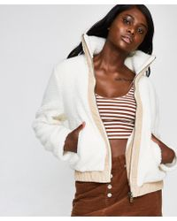 Insight - Tab Jacket Biscuit White - Lyst
