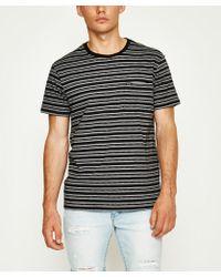 RVCA - Harper Short Sleeve T-shirt Black - Lyst