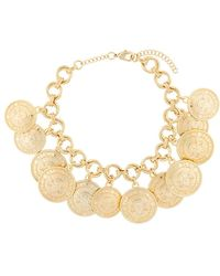 Balmain | Medals Necklace | Lyst