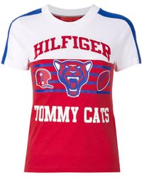 Tommy Hilfiger   Tommy Cats T-shirt   Lyst