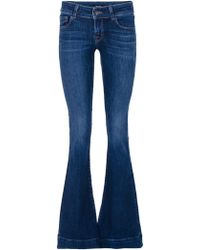 J Brand - Flared Jeans - Lyst