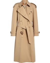 Burberry - Impermeabile Heritage The Westminster lungo - Lyst