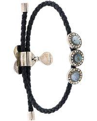 Alexander McQueen - Heart Charm Bracelet - Lyst