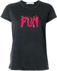 Givenchy - Fun Print T-shirt - Lyst