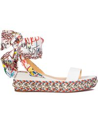 Christian Louboutin - Levantine 60 Wedge - Lyst