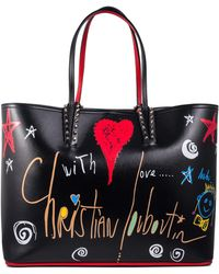 Christian Louboutin | Cabata Tote | Lyst